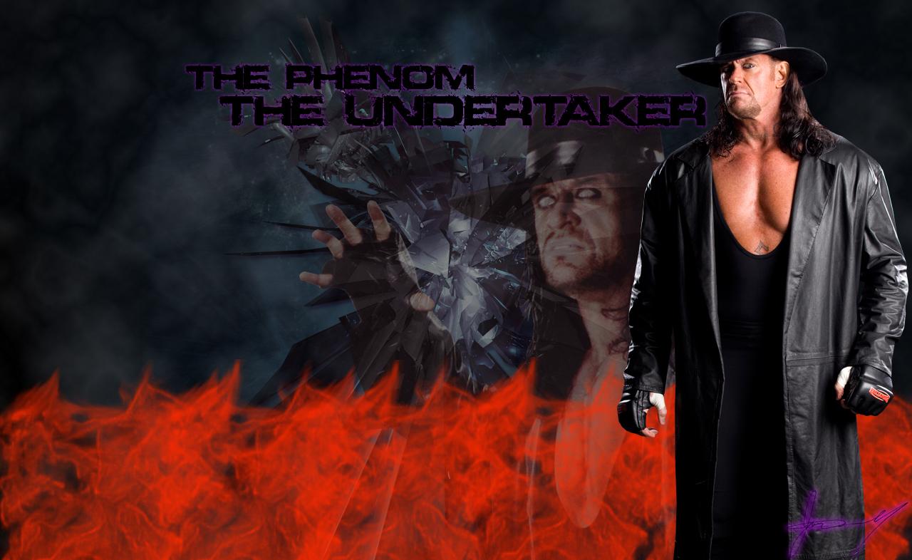 Undertaker Wallpaper 2009 Netfs71f2009