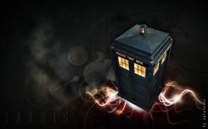 TARDIS by natatomic