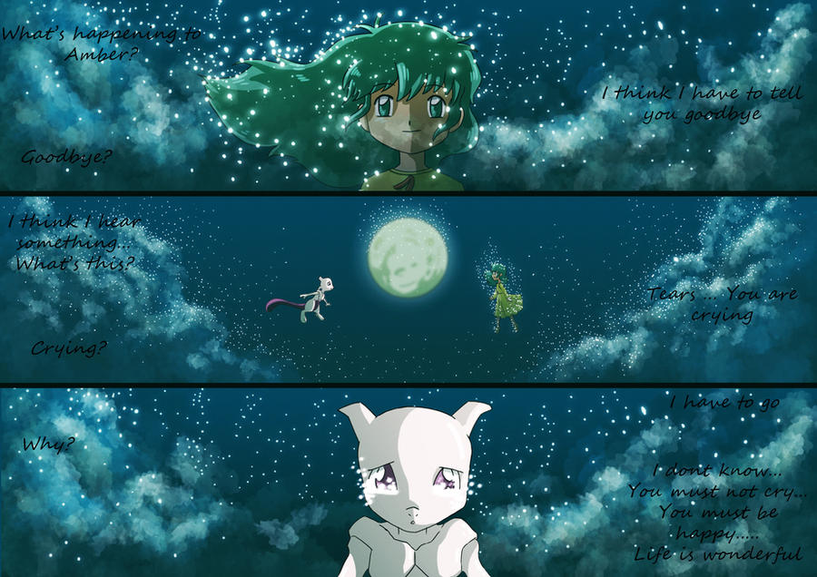 Mangas Héros - Page 9 Young_mewtwo_and_amber_by_lalindaaa-d4xb6ne