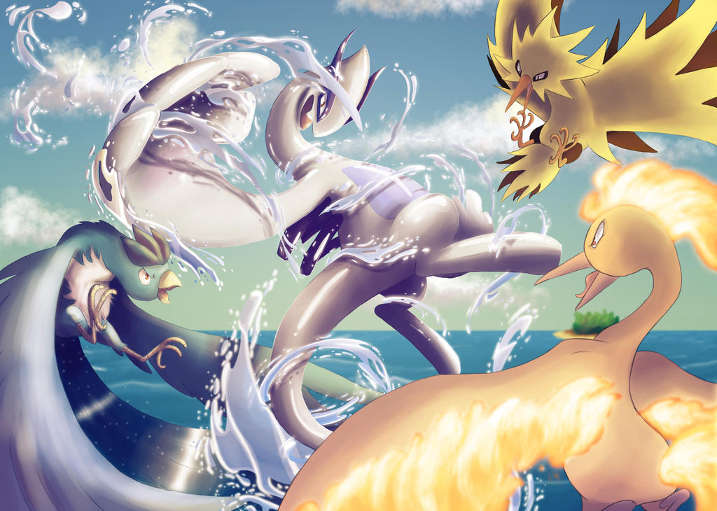 Epic Battle Wallpapers Epic Battle by Lalindaaa