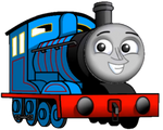 TRAINS-FORMERS Edward The Blue Engine