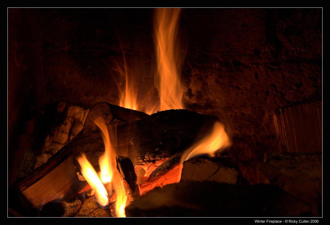 winter fire by clawzskunk on deviantart. Black Bedroom Furniture Sets. Home Design Ideas