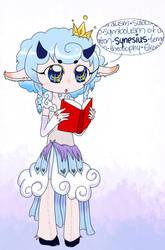 This page says I'm cute by tweendoriru