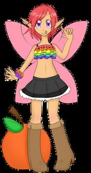Fresh and Fruity Fairy