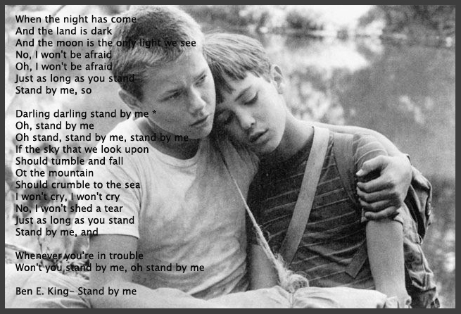 Stand By Me By Beyazperde On Deviantart