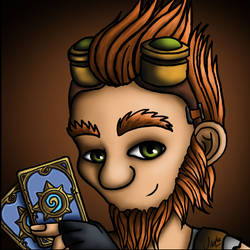 Profile Image Hearthstone Cup by AmpheSchandfleck