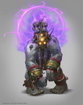 Mistic Orc Boss