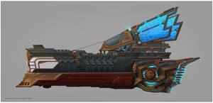 Hadagan Ship Tier III
