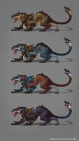 Priden Druid's Pet by e-danilov