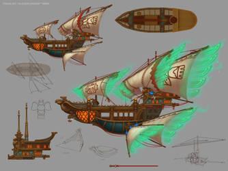 Priden's Ship by e-danilov