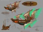 Priden's Ship