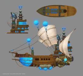Kania Science Vessel