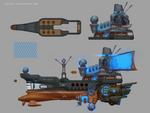 Hadagan Science Vessel