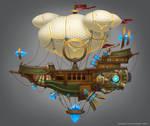 Kania Golden Age Astral Ship