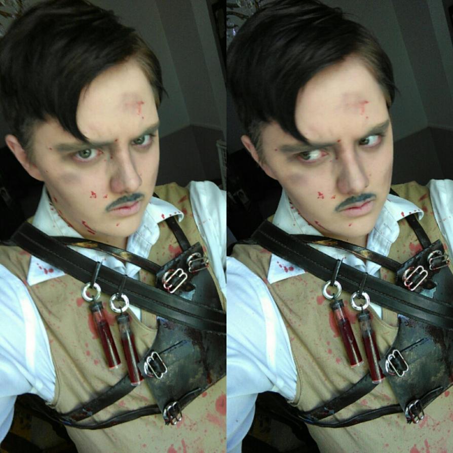 Younger Richtofen cosplay by RobbersDen ...  sc 1 st  DeviantArt & Younger Richtofen cosplay by RobbersDen on DeviantArt