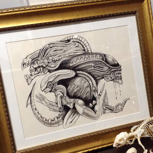 Giger tribute 2