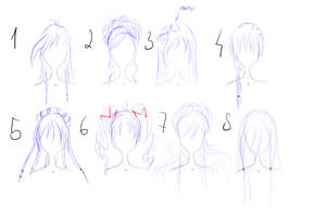 hairstyles adopt SOLD by mackyca