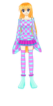 Joker dress on base , 1st part by mackyca
