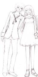 May and Shin by mackyca