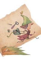 Grimm Stories IV by deshollinador
