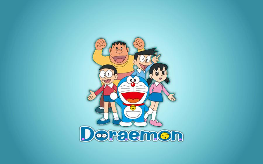 Doraemon wallpaper by greenwind007 on deviantart doraemon wallpaper by greenwind007 voltagebd Image collections