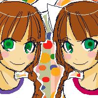 Mimi and Nyami by HitakiAkira