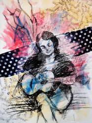 Flow of Music by wafflewarfare