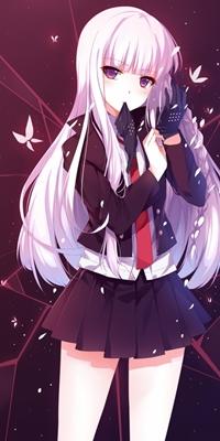 Lista de Personagens Danganronpa_kyoko_kirigiri_sony_lt26i_xperia_s_wal_by_tsuneyoki-dafw35p