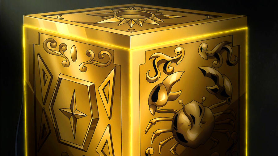 Saint Seiya Soul Of Gold Cancer Box Wallpaper By Obedragon