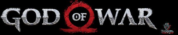 God of War - logo - Render