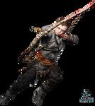God of War - Atreus - Render