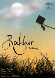 Roddur Film Poster by kumarchitrang
