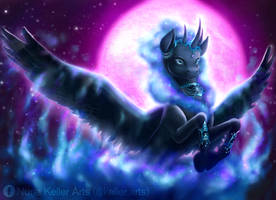 Queen of the Night by Balck-Angel