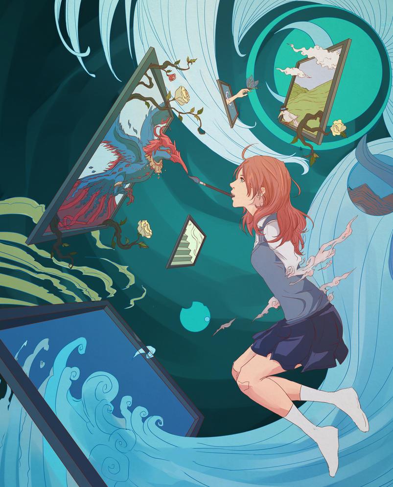 Ishi by Farisato