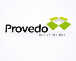 Provedo logo - draft 2 by SebastianKlammer