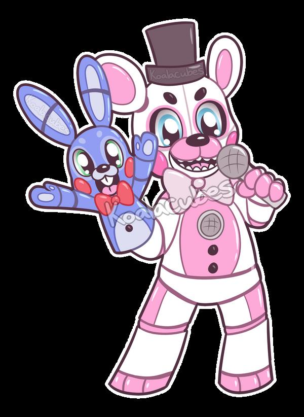 Funtime Freddy by Koalacubes