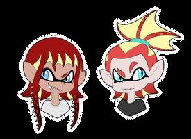 Vampy Squids by Amberlea-draws