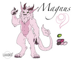 Magnus Wynter [OC]
