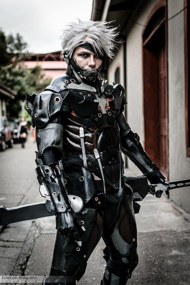 raiden metal gear rising by FelipeArley on DeviantArt