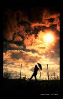 dark days ahead - VII