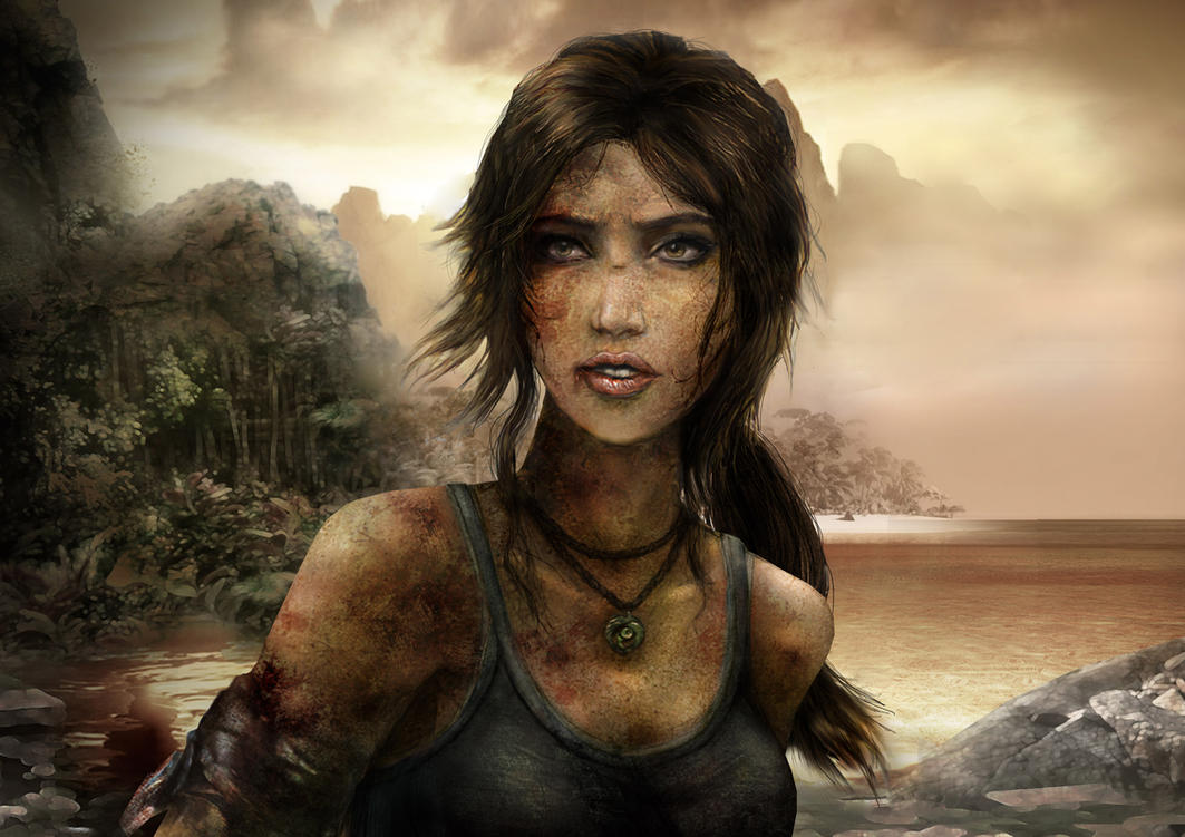 Tomb Raider Reborn Contest by Principessa-Rose