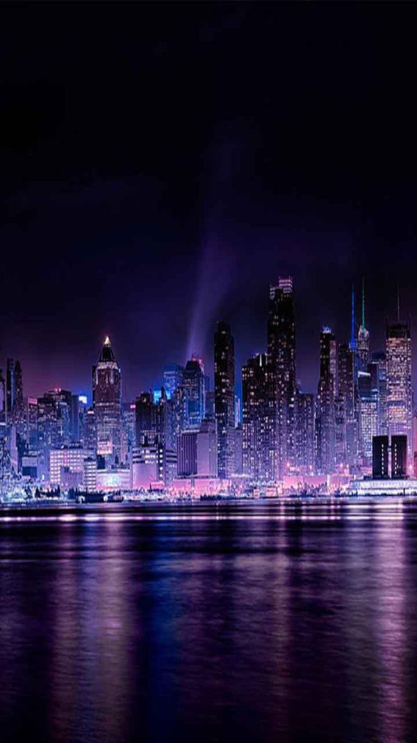 New York 2 by NightSummerWinter