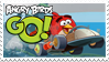 Angry Birds Go! Stamp by TBalazs2000