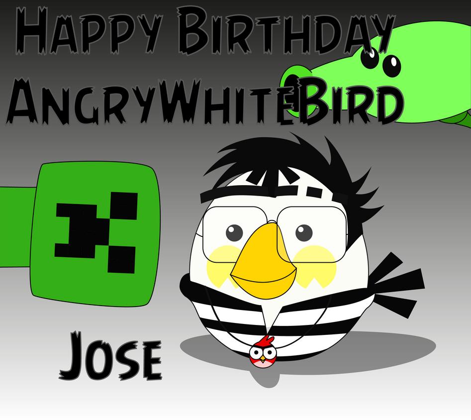 GA : Happy Birthday Jose By TBalazs2000 On DeviantArt