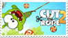 Cut The Rope 2 Stamp by TBalazs2000