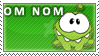 Om Nom Stamp V.2 by TBalazs2000