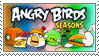 Angry Birds Seasons Stamp by TBalazs2000