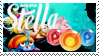 AB Stella POP! Stamp by TBalazs2000