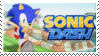 Sonic Dash Stamp by TBalazs2000