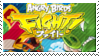 Angry Birds Fight.v2 stamp by TBalazs2000
